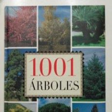 Libros de segunda mano: 1.001 ARBOLES - SERVILIBRO EDICIONES - 2010. Lote 148231614