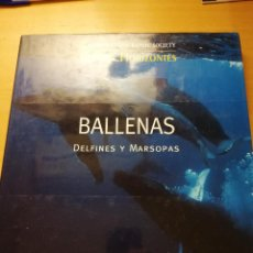 Libros de segunda mano: BALLENAS, DELFINES Y MARSOPAS (NATIONAL GEOGRAPHIC). Lote 148247162