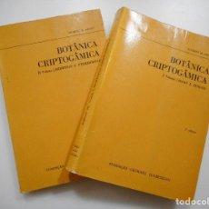 Libros de segunda mano: GILBERT M. SMITH BOTÂNICA CRIPTOGÂMICA (2 TOMOS) Y92145. Lote 148437642