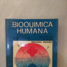 Libros de segunda mano: BIOQUIMICA HUMANA. MACARULLA Y GOÑI.. Lote 148468454