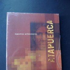 Libros de segunda mano: ATAPUERCA - NUESTROS ANTECESORES / VV.AA. / JUNTA CASTILLA LEON AÑO 1999 / PRECINTADO / SIN USAR. Lote 174115699