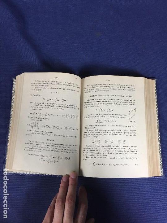 Libros de segunda mano de Ciencias: MECÁNICA GENERAL FERMÍN CASARES segunda edición 1942 escuela especial de ingenieros - Foto 11 - 149215302