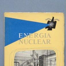 Libros de segunda mano de Ciencias: REVISTA. ENERGIA NUCLEAR. AÑO I. N. 3. 1957. Lote 149462478
