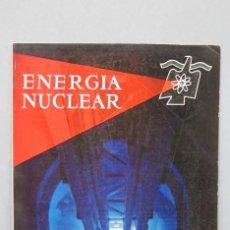 Libros de segunda mano de Ciencias: REVISTA. ENERGIA NUCLEAR. AÑO IV. N. 15. 1960. Lote 149462574
