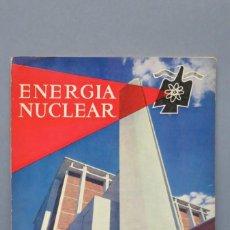 Libros de segunda mano de Ciencias: REVISTA. ENERGIA NUCLEAR. AÑO V. N. 18. 1960. Lote 149462806