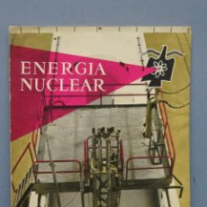 Libros de segunda mano de Ciencias: REVISTA. ENERGIA NUCLEAR. AÑO III. N. 11. 1959. Lote 149463386