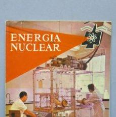 Libros de segunda mano de Ciencias: REVISTA. ENERGIA NUCLEAR. AÑO IV. N. 14. 1960. Lote 149463550