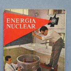 Libros de segunda mano de Ciencias: REVISTA. ENERGIA NUCLEAR. AÑO VI. N. 21. 1961. Lote 149463706
