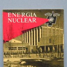 Libros de segunda mano de Ciencias: REVISTA. ENERGIA NUCLEAR. AÑO II. N. 8. 1958. Lote 149463866