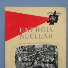 Libros de segunda mano de Ciencias: REVISTA. ENERGIA NUCLEAR. AÑO II. N. 5. 1958. Lote 149463922