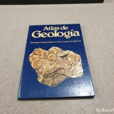 Libros de segunda mano: ATLAS DE GEOLOGÍA.....1988... Lote 149581414