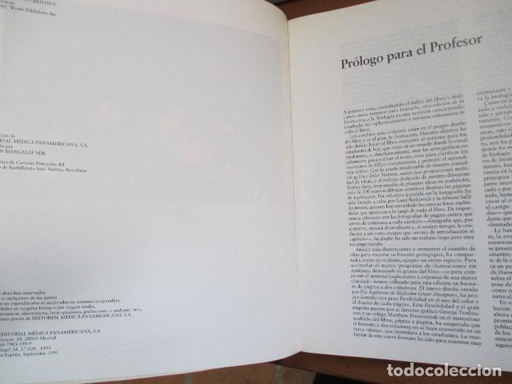 Libros de segunda mano: Invitación a la biología. Helena Curtis. Editorial Médica Panamericana - Foto 2 - 149686654