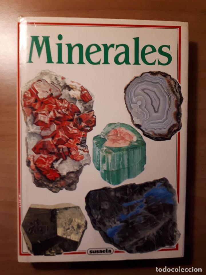 MINERALES (Libros de Segunda Mano - Ciencias, Manuales y Oficios - Paleontología y Geología)