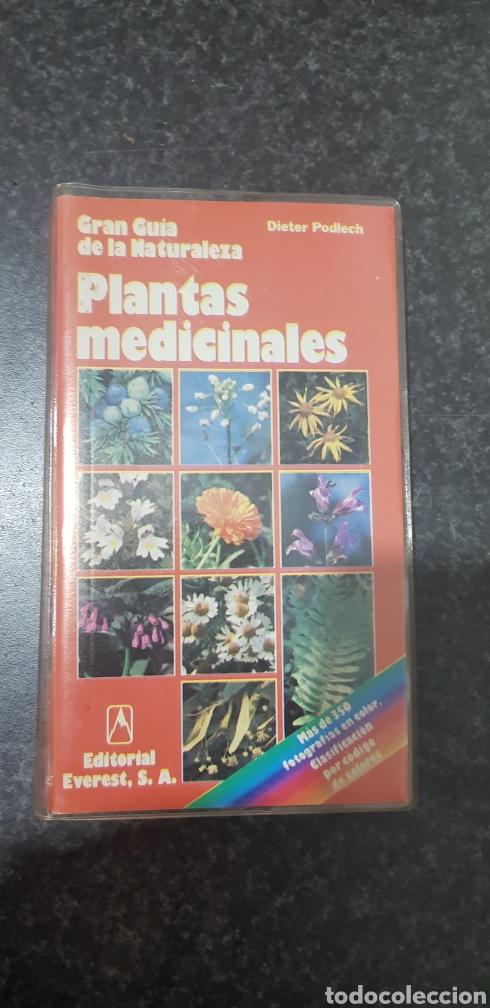 PLANTAS MEDICINALES. -DIETER PODLECH. GRAN GUÍA DE LA NATURALEZA. TDK2 (Libros de Segunda Mano - Ciencias, Manuales y Oficios - Biología y Botánica)