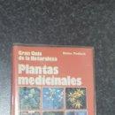 Libros de segunda mano: PLANTAS MEDICINALES. -DIETER PODLECH. GRAN GUÍA DE LA NATURALEZA. TDK2. Lote 149898806