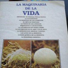 Libros de segunda mano: LA MAQUINARIA DE LA VIDA. SALVAT. Lote 150338758