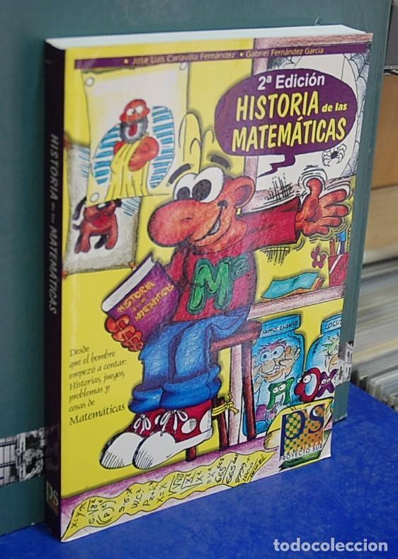 Lmv Historia De Las Matematicas Jose Luis Ca Sold Through