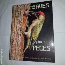 Libros de segunda mano: EL FABULOSO MUNDO DE LAS AVES Y LOS PECES-1976. Lote 150805458