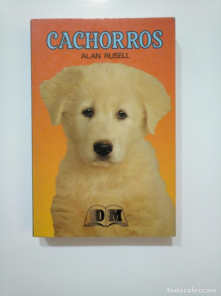 CACHORROS. - ALAN RUSELL. EDITORS S.A. TDK361 (Libros de Segunda Mano - Ciencias, Manuales y Oficios - Biología y Botánica)