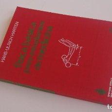 Libros de segunda mano de Ciencias: FÍSICA BÁSICA PARA ESTUDIANTES DE MEDICINA. PROF. DR. HANS-ULRICH HARTEN. Lote 151014270