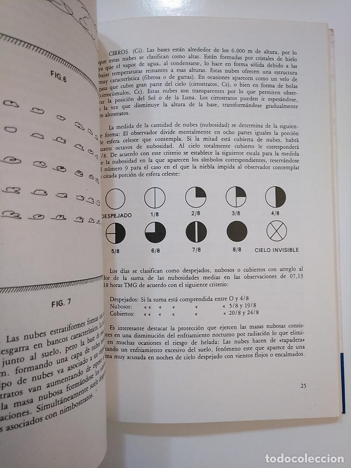 Libros de segunda mano: CLIMATOLOGÍA Y BIOCLIMATOLOGÍA APLICADAS A LA RIOJA. MARIANO SANCHEZ GABRIEL Y FERNANDEZ GIRO TDK364 - Foto 2 - 151218038