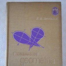 Libros de segunda mano de Ciencias: PROBLEMAS DE GEOGRAFIA DESCRIPTIVA. CON RESOLUCION DE ALGUNOS TIPICOS. J. A. ARUSTAMOV. UNION TIPOGR. Lote 151354702