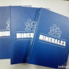 Libros de segunda mano: LOS MINERALES - VARIOS AUTORES. Lote 151693505