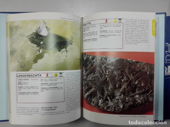Libros de segunda mano: Los minerales - Varios autores - Foto 2 - 151693505
