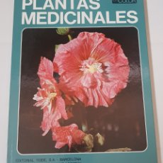 Libros de segunda mano: PLANTAS MEDICINALES - DOCUMENTAL EN COLOR - ED. TEIDE - AGOSTINI - 1973 - ARM08. Lote 151897878