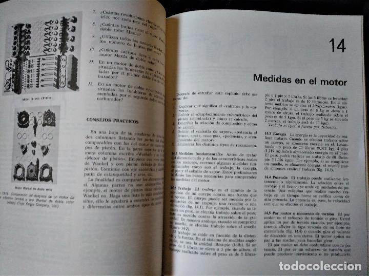 Libros de segunda mano de Ciencias: Mecánica de los pequeños motores, Crouse - Anglin, 1986 - Foto 11 - 153859498