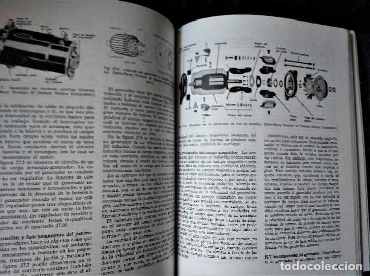 Libros de segunda mano de Ciencias: Mecánica de los pequeños motores, Crouse - Anglin, 1986 - Foto 12 - 153859498