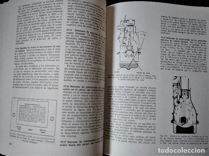 Libros de segunda mano de Ciencias: Mecánica de los pequeños motores, Crouse - Anglin, 1986 - Foto 13 - 153859498