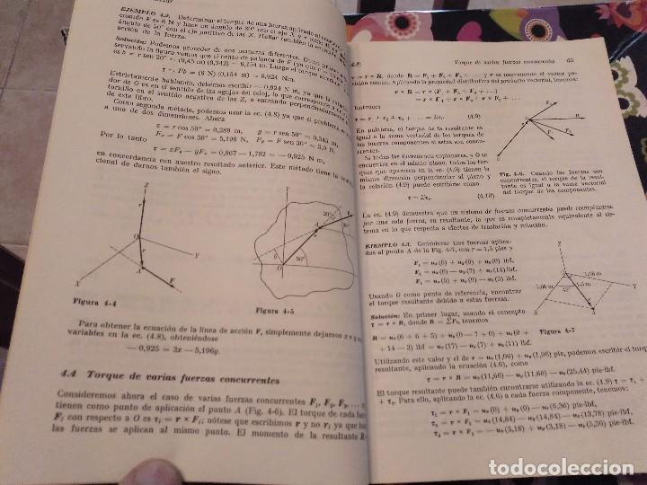 Libros de segunda mano de Ciencias: FISICA MECANICA VOL 1 EDICION REVISADA Y AUMENTADA POR MARCELO ALONSO Y EDWARD J. FINN 1976 - Foto 5 - 153980934