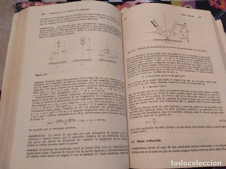 Libros de segunda mano de Ciencias: FISICA MECANICA VOL 1 EDICION REVISADA Y AUMENTADA POR MARCELO ALONSO Y EDWARD J. FINN 1976 - Foto 7 - 153980934