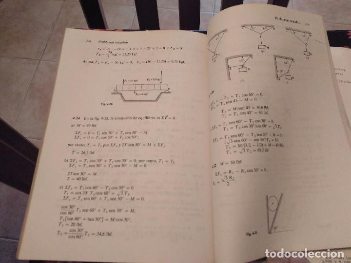 Libros de segunda mano de Ciencias: FISICA MECANICA VOL 1 EDICION REVISADA Y AUMENTADA POR MARCELO ALONSO Y EDWARD J. FINN 1976 - Foto 12 - 153980934