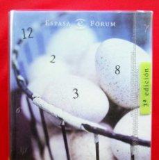 Libros de segunda mano de Ciencias: HISTORIA UNIVERSAL DE LAS CIFRAS. 3ª EDICIÓN. AÑO: 1998. GEORGES IFRAH. ESPASA. BUEN ESTADO.. Lote 153987538
