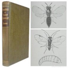 Libros de segunda mano: 1939. ENTOMOLOGÍA FORESTAL. LOS INSECTOS Y EL BOSQUE. ILUSTRADO CON 165 FIGURAS. CIENCIAS NATURALES. Lote 154314534