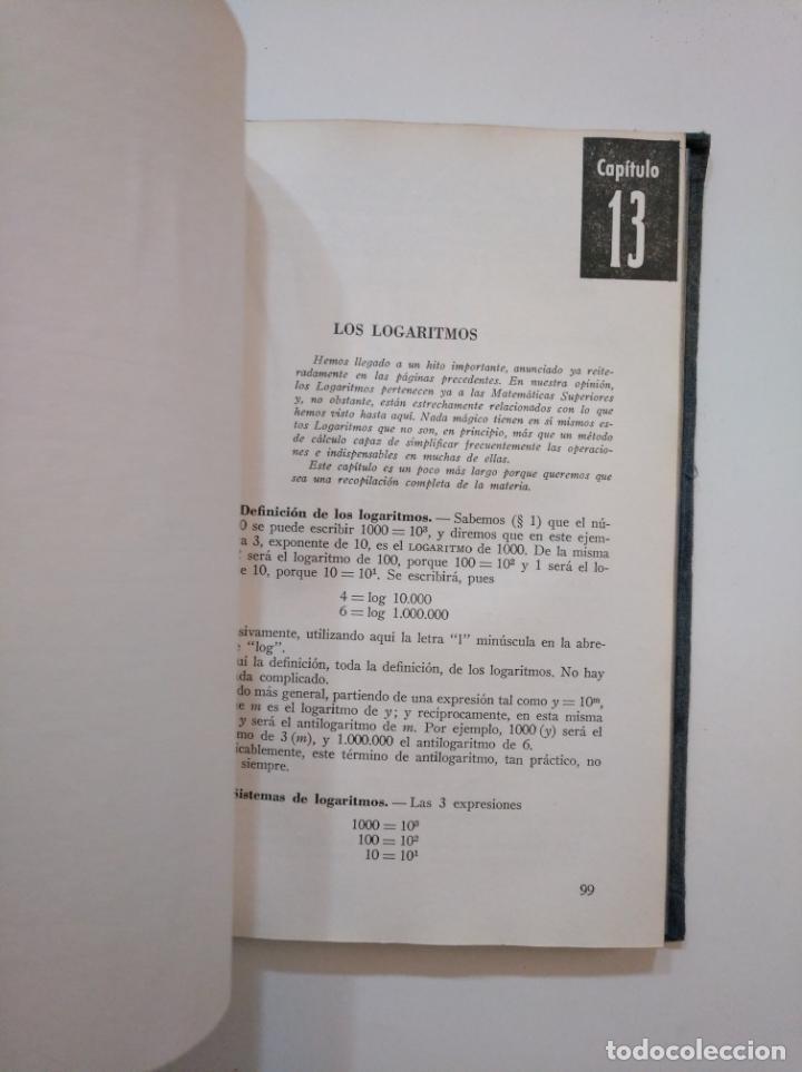 Libros de segunda mano de Ciencias: LAS MATEMATICAS ¡PERO SI SON MUY FACILES!; FRED KLINGER. DIRECCION GENERAL DE ENSEÑANZA. TDK373 - Foto 3 - 154618294