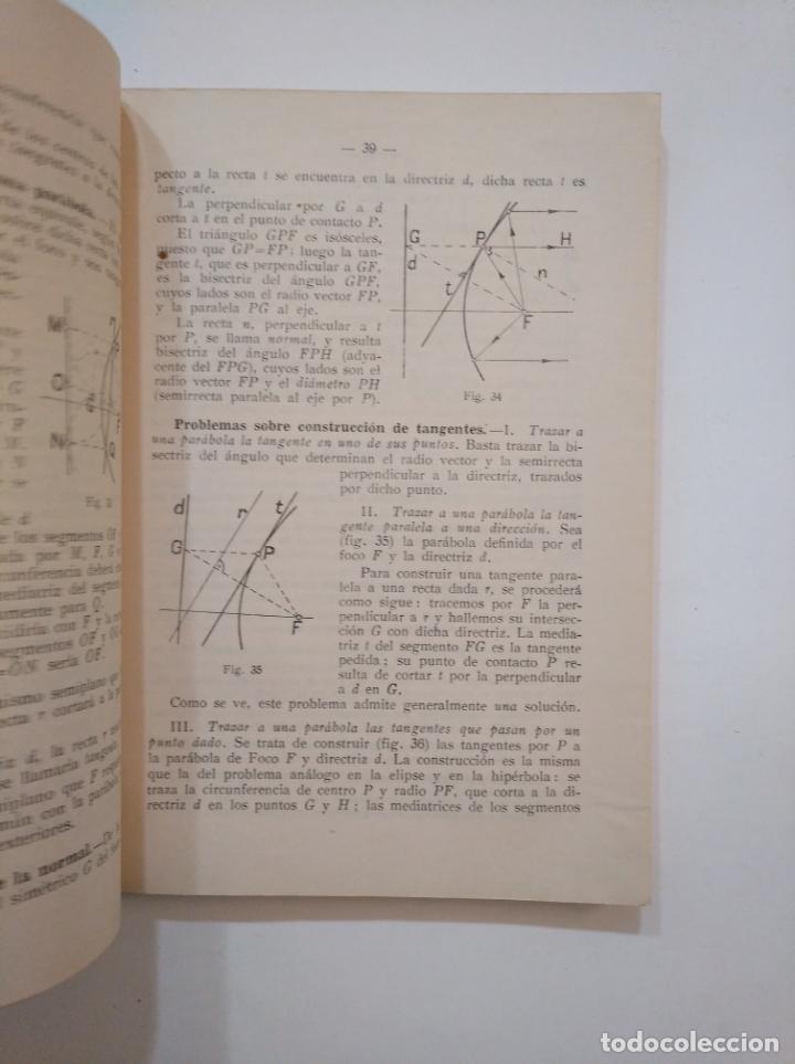 Libros de segunda mano de Ciencias: MATEMÁTICAS. QUINTO CURSO BACHILLERATO. PLAN 1957. EMILIO PÉREZ CARRANZA. TDK373 - Foto 2 - 154623522