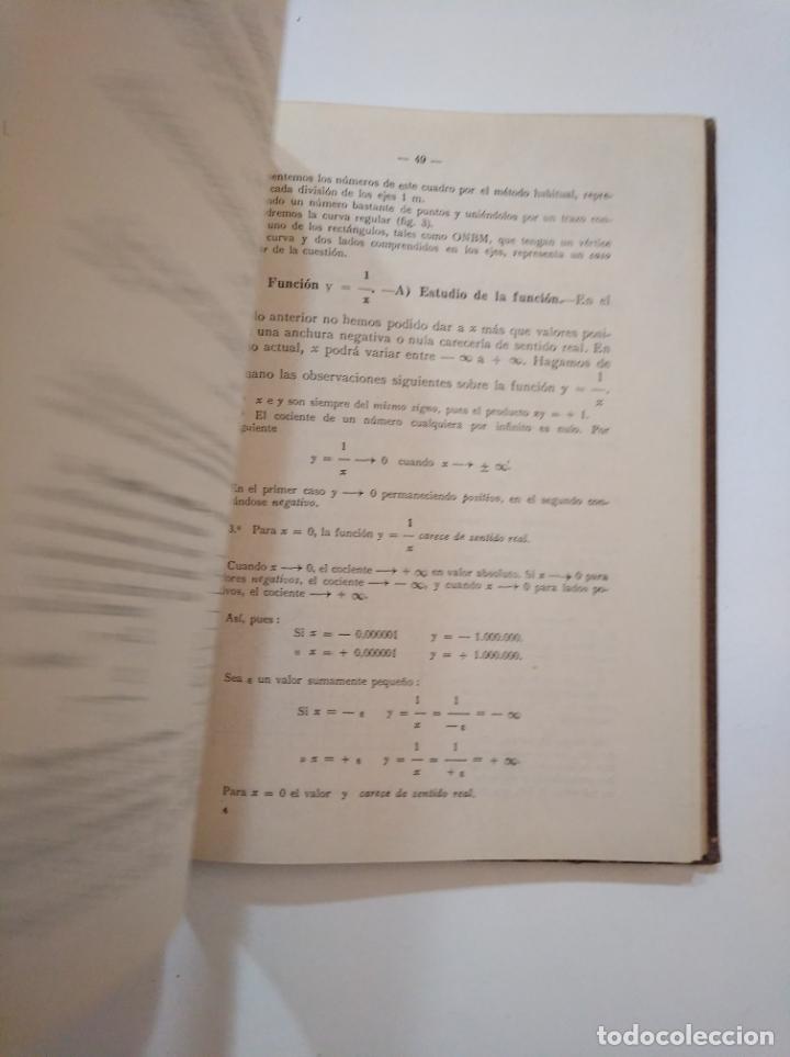 Libros de segunda mano de Ciencias: MATEMATICAS. CUARTO CURSO DE BACHILLERATO. PLAN 1953. EDICIONES BRUÑO. TDKLT - Foto 3 - 154624206