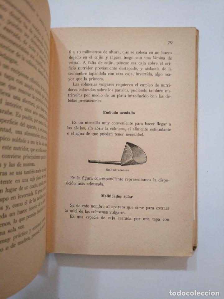 Libros de segunda mano: LA ABEJA PRODUCTIVA. MÉTODOS MODERNOS DE APICULTURA PRÁCTICA. 1935. MARIO ROBLES. tdk373 - Foto 3 - 154659822