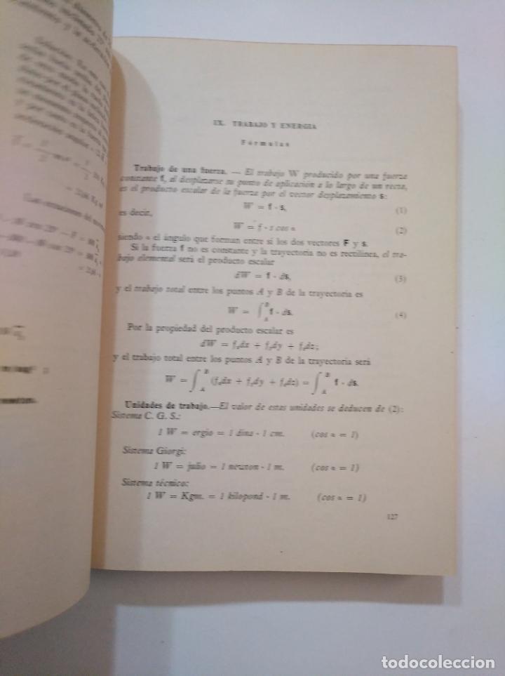 Libros de segunda mano de Ciencias: PREUNIVERSITARIO. PROBLEMAS DE FISICA. TOMO 1 PROBLEMAS RESUELTOS. C. MARCOS. J. MARTINEZ. TDK374 - Foto 2 - 154675742