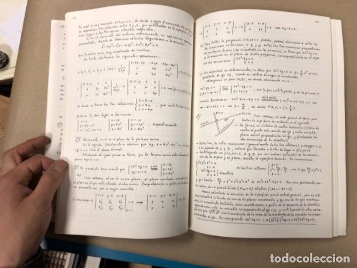 Libros de segunda mano de Ciencias: PROBLEMAS DE ÁLGEBRA PARA INGENIEROS. FRANCISCO GRANERO. URMO EDICIONES 1983. - Foto 6 - 154817750