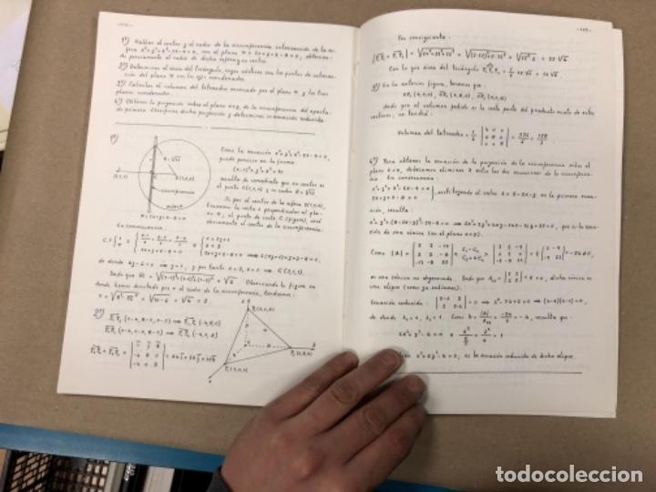 Libros de segunda mano de Ciencias: PROBLEMAS DE ÁLGEBRA PARA INGENIEROS. FRANCISCO GRANERO. URMO EDICIONES 1983. - Foto 7 - 154817750