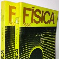 Libros de segunda mano de Ciencias: FISICA PSSC ·· ED. REVERTE ·· 2 VOLS.. Lote 154845182