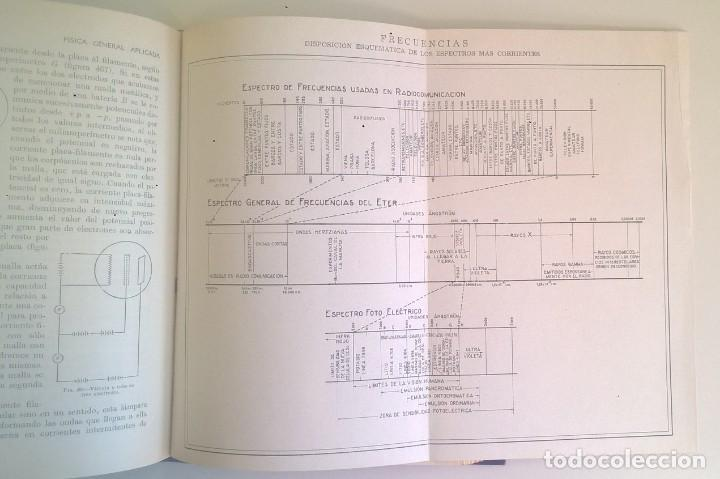 Libros de segunda mano de Ciencias: FÍSICA GENERAL APLICADA,DE FRANCISCO F.SINTES OLIVES - EDITORIAL RAMÓN SOPENA (BARCELONA) - AÑO 1955 - Foto 23 - 155188594