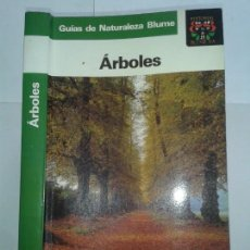 Libros de segunda mano: ÁRBOLES 1986 BRUNO P. KREMER 1ª EDICIÓN GUÍAS DE NATURALEZA BLUME. Lote 155236138