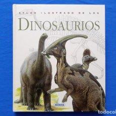 Libros de segunda mano: ATLAS ILUSTRADO DE LOS DINOSAURIOS. DAVID NORMAN, JOHN SIBBICK. SUSAETA, 2003, 1ª ED.. Lote 155343790