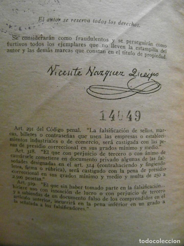 Libros de segunda mano de Ciencias: TABLAS DE LOS Logaritmos Vulgares. Vicente Vazquez Queipo. Editorial Hernando 1943 - Foto 3 - 155581930