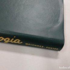 Libros de segunda mano: GEOLOGÍA - MELENDEZ FUSTER. Lote 155698126
